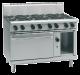 Waldorf RN8810G Gas Static Oven 8 Burner Range